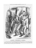 Fagin's Political School  1867