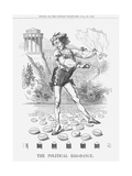 The Political Egg-Dance  1867
