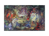 The Fairy Banquet  1832-1906