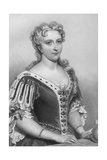 Caroline of Brandenburg-Ansbach (1683-173)  Queen Consort of King George Ii  1851