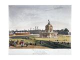 Green Park  Westminster  London  1814