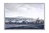 The River Thames at Battersea  London  1795