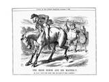 The Irish Horse and Master   1885