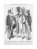 The Whitebait Dinner; Or  Parties at Greenwich  1867