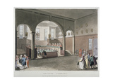 Interior View of the Doctors' Commons  City of London  1808