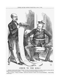 Check to the King!  1866