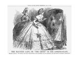 The Haunted Lady  or the Ghost in the Looking-Glass  1863