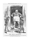 John Bull's Neutrality  1863