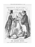 The Election Budget  1865