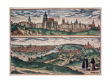 View of Prague  C1572