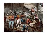 The Duke of Wellington at the Taking of Ciudad Rodrigo  Spain  Peninsular War  1812