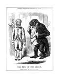 The Lion of the Season  1861