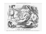 A Word to the Mermaids  1865