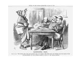 Licensing Day  1867