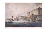 Somerset House  London  1791