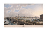 City of London from the South  1802