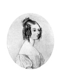 Princess Victoria at the Age of Fifteen  C1834