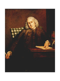Samuel Johnson  English Man of Letters  1756-1757