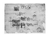 Designs for a Fortress  1500-1505