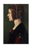 Beatrice D'Este (1475-149)  C1490