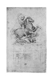 Study for the Trivulzio Monument  C1508