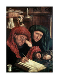 The Tax Collectors  Between 1490 and 1567