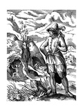 The Miner  16th Century
