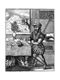 Draughtsman  16th Century