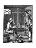 The Weaver  16th Century