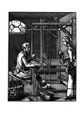 Weaver  16th Century
