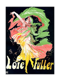Loïe Fuller'  1897