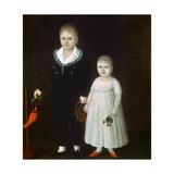 Edward and Sarah Rutter  C1805