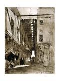 Souks  Cairo  1928