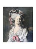 Marie-Louise  Princesse De Lamballe  1892