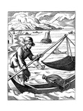 Fisherman  16th Century