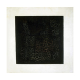 Black Square, Early 1920S Giclée par Kazimir Malevich