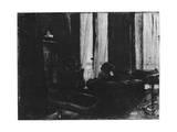 La Liseuse  C1870-1930