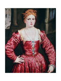 Portrait of a Young Woman  C1550