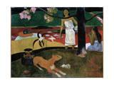 Pastorales Tahitiennes  1892
