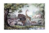 Adam Naming the Creatures  1847