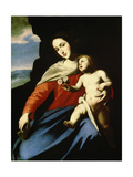 Virgin and Child  Early 1640S