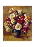 Bouquet of Roses, C1909 Giclée par Pierre-Auguste Renoir