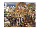 The Mosque  or Arab Festival  1881