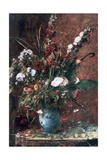 Great Flower Still Life  1881
