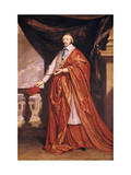 Cardinal Richelieu  French Prelate and Statesman  1640