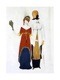Costume Moderne  1910