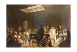 Game of Billiards  1807