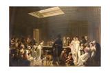 Game of Billiards  1807