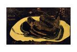 Manao Tupapau (Spirit of the Dead Watchin)  1893-1894