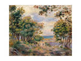 Landscape at Beaulieu  1899